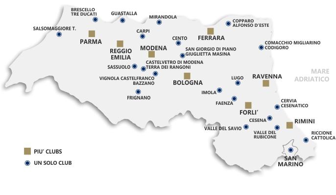 Distretto 2072 Italia