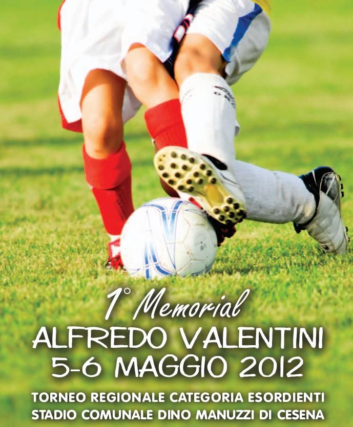 I Memorial Alfredo Valentini
