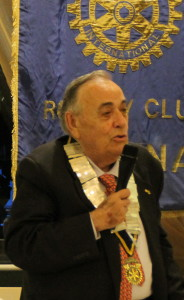 Domenico Scarpellini, presidente Rotary Club Cesena