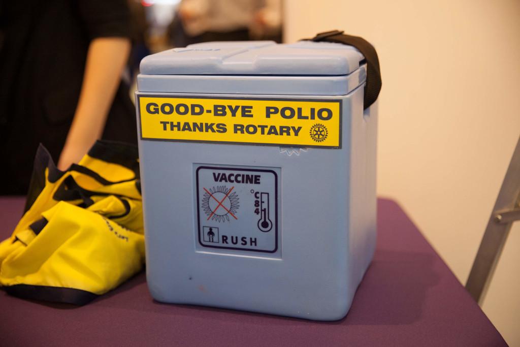 contenitore trasporto vaccini