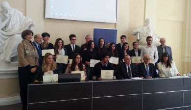 Alla Malatestiana il Rotary Club Cesena premia gli studenti