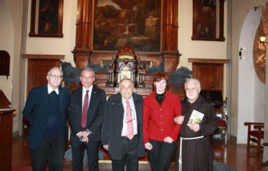 il Rotary Cesena illumina il quadro del Guercino al Convento dei Cappuccini