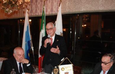 Il Rotary Cesena celebra il centenario della Fondazione Rotary il braccio umanitario del Rotary International