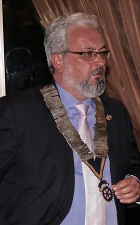 Giorgio Babbini, Presidente Rotary Club Cesena 2017-2018