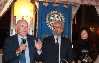 da sinistra, Massimo Bianchi, Giorgio Babbini e Rosanna Ghetti