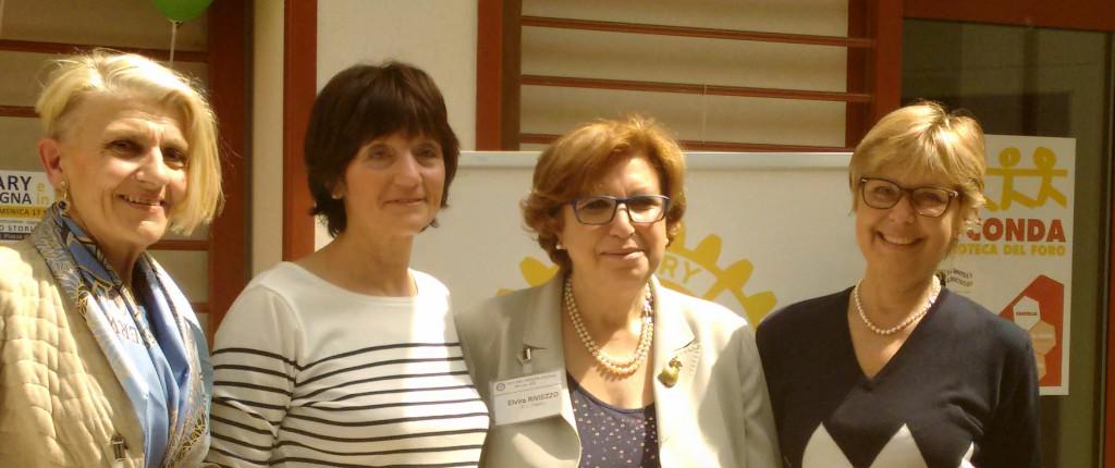 Gruppo Consorti - Rotary e Romagna in Festa Cesena - maggio 2015