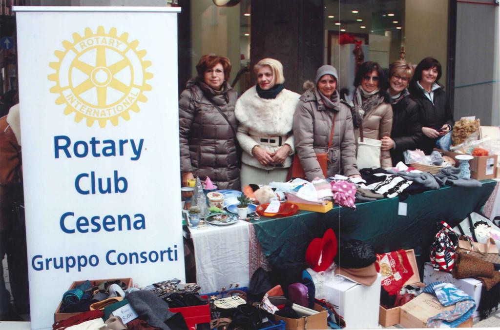 Gruppo Consorti - mercatino di beneficenza - Natale