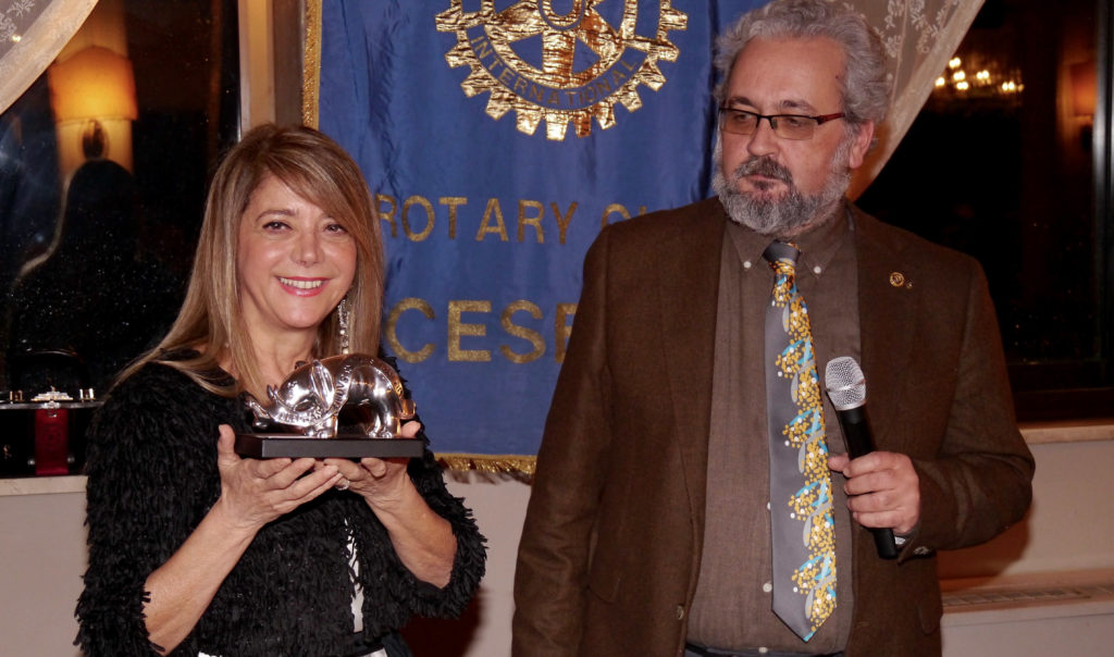 Elide Giordani e Giorgio Babbini