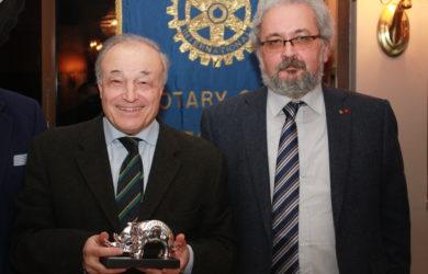 Alfonso Ravaioli e Giorgio Babbini