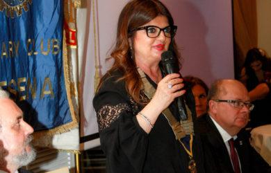 Ester Castagnoli, Presidente Rotary Club Cesena 2018-2019