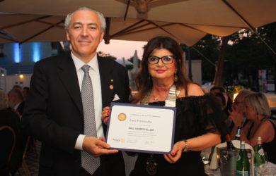 Luca Panzavolta ed Ester Castagnoli
