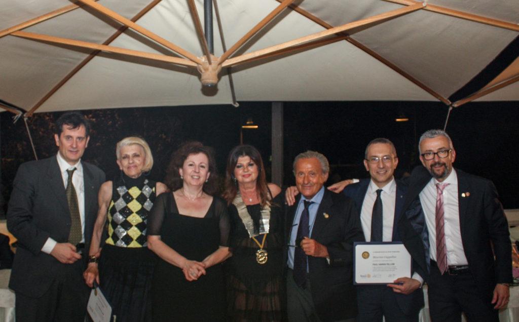 da sinistra, Arbizzani, Menghi, Tonti, Castagnoli, Riva, Cappellini, Zanotti