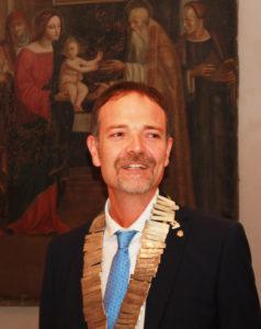 Alessio Avenanti presidente Rotary Club Cesena 2019-20