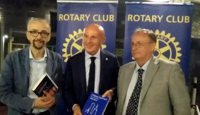 da sx, Francesco Zanotti, Arrigo Sacchi e Massimo Amadio