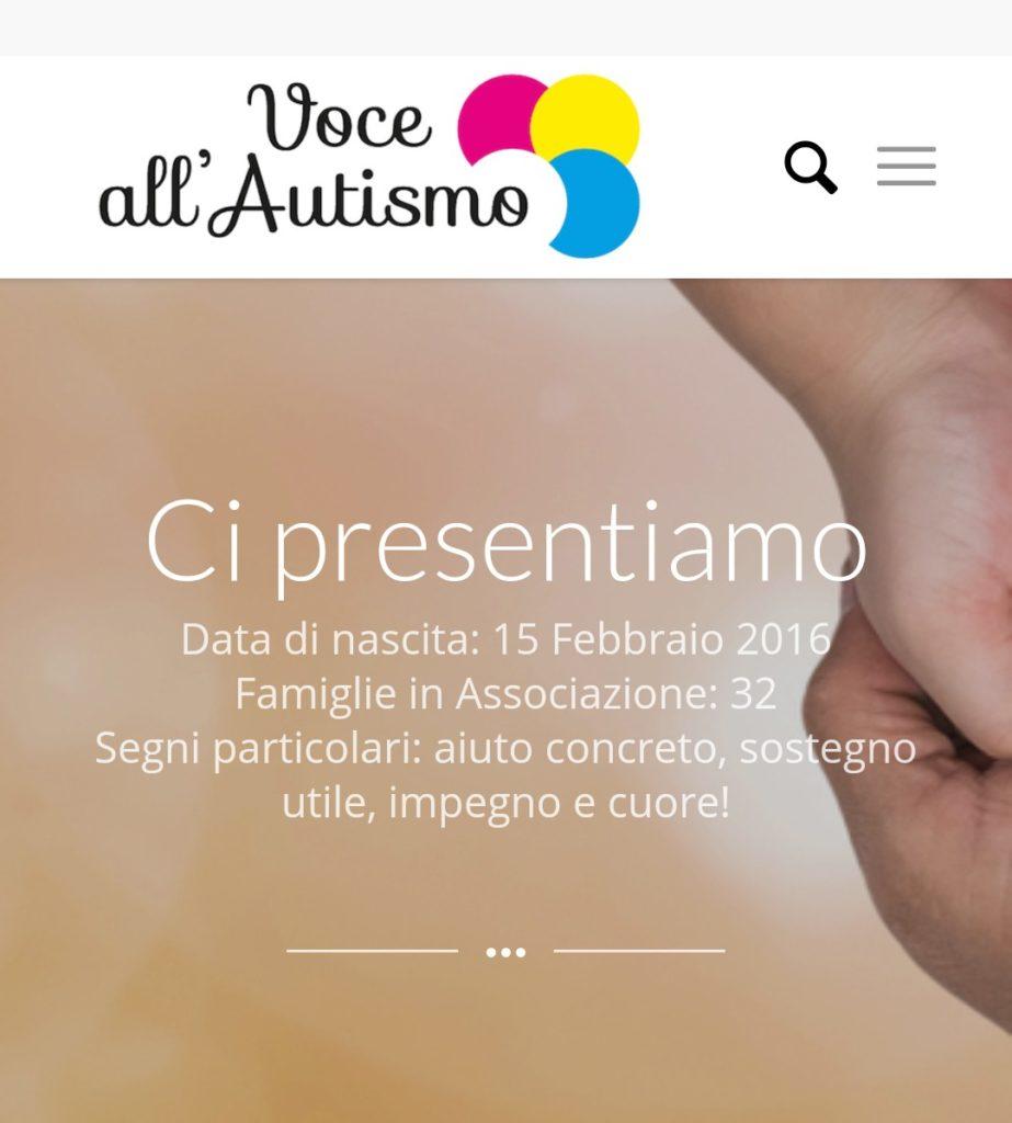 Associazione - Voce all'Autismo -