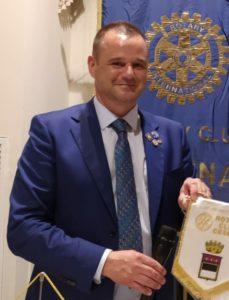 Rocco De Lucia, presidente Rotary Club Cesena 2021-22